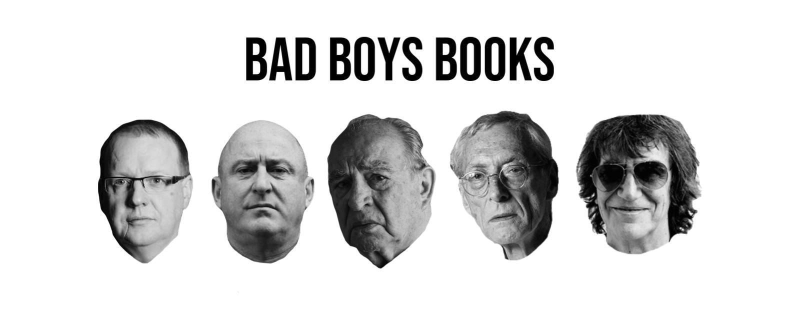 Bad Boys Books